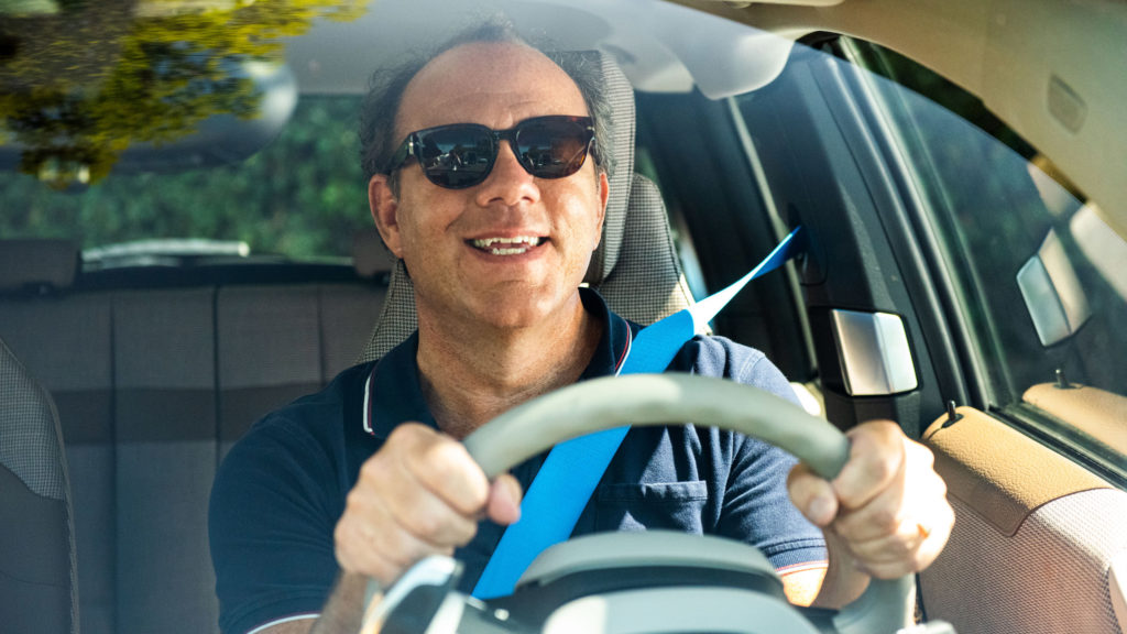 Your EV questions, answered by comedian Tom Papa